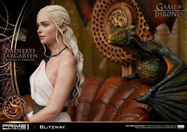 Daenerys Targaryen Drachen