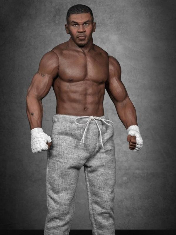 Mike Tyson Gewicht