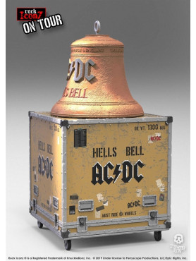 AC/DC: Hell's Bell - Rock Iconz On Tour Statuen