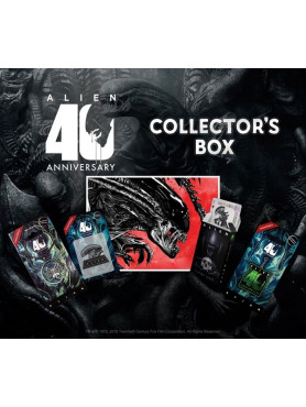 Alien 40th Anniversary: Collector Geschenkbox