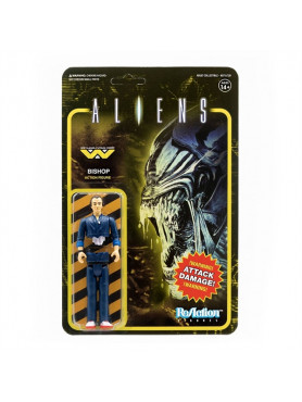 Aliens: Bishop - ReAction Wave 1 Actionfigur