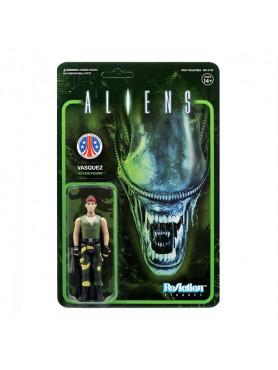 Aliens: Vasquez - ReAction Wave 1 Actionfigur