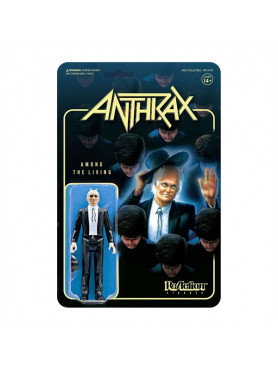 Anthrax: Among The Living - ReAction Actionfigur