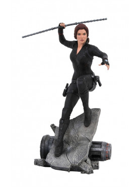 Avengers: Endgame - Black Widow - Marvel Movie Premier Collection Statue