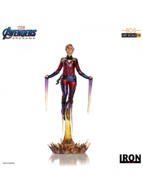 Avengers: Endgame - Captain Marvel - Limited Edition BDS Art Scale 1:10 Statue