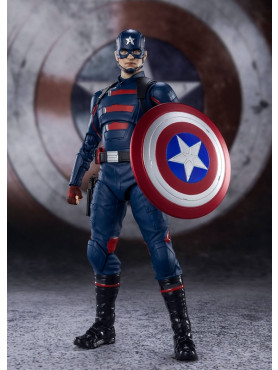 The Falcon and the Winter Soldier - Captain America (John F. Walker) - S.H. Figuarts Actionfigur