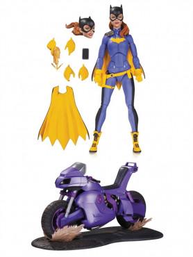Batgirl Deluxe Actionfigur aus DC Comics Burnside 15 cm