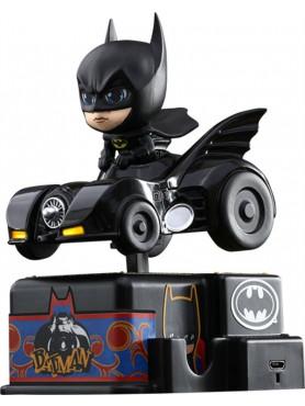 Batman (1989): Batman - CosRider Minifigur mit Sound und Leuchtfunktion