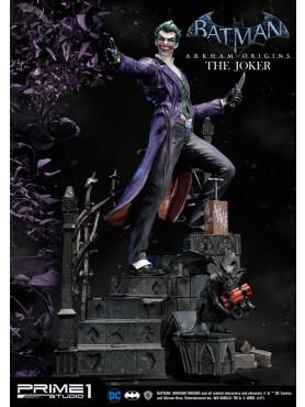 Batman: Arkham Origins - The Joker - Museum Masterline Statue