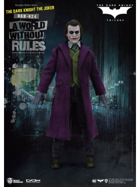 Batman: The Dark Knight - The Joker - Dynamic 8ction Heroes 1:9 Actionfigur