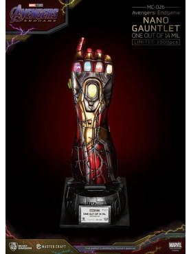 Avengers: Endgame - Nano Gauntlet (1/14000605 Futures) - Master Craft Statue