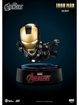 Marvel's Avengers: Iron Man (Special Edition) - Egg Attack Schwebe-Modell mit Leuchtfunktion