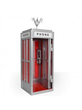 Bill & Teds verrückte Reise durch Zeit: Telefonzelle - FigBiz Actionfigur