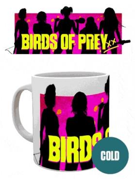"""Birds of Prey: Thermoeffekt Tasse """"Group"""""""