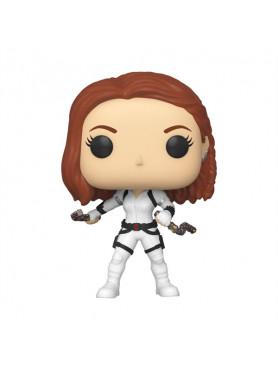 Black Widow: Black Widow (White Suit) - Funko Pop! Marvel Figur