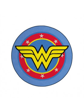 "DC Comics: Teppich ""Wonder Woman Logo"""