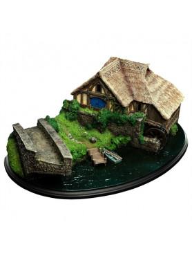 Der Hobbit: Eine unerwartete Reise - Hobbiton Mill & Bridge - Diorama
