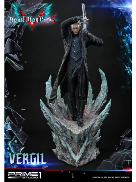 Devil May Cry 5: Vergil - Ultimate Premium Masterline 1:4 Statue
