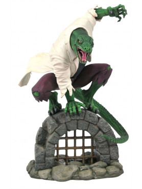 Marvel Comic: The Lizard - Premier Collection Statue