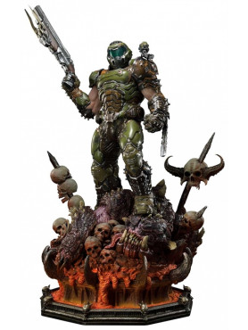 Doom Eternal: Doom Slayer - Ultimate Museum Masterline 1:3 Statue