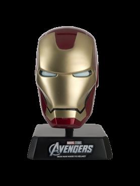 Marvel: Iron Man Mark VII Helm - Museum Replik