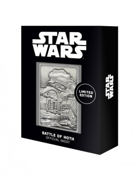Star Wars: Battle for Hoth - Iconic Scene Collection Metallbarren