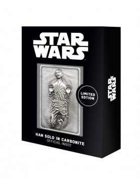 Star Wars: Han Solo in Carbonite - Iconic Scene Collection Metallbarren