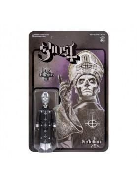 Ghost: Papa Emeritus III (Black Series) - ReAction Actionfigur