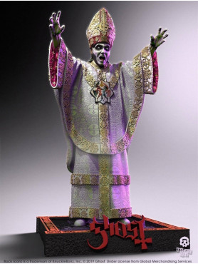 Ghost: Papa Nihil - Rock Iconz Statue