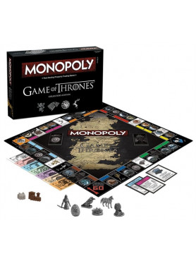 Game of Thrones: Monopoly Collectors Edition *Englische Version*