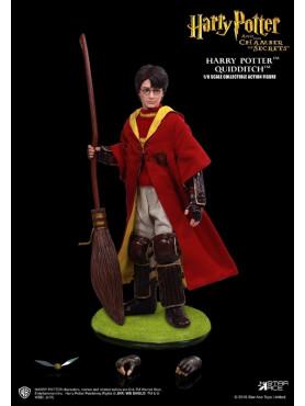 Harry Potter: Harry Potter (2.0 Quidditch Version) - My Favourite Movie 1:6 Actionfigur