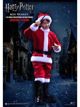 Harry Potter: Ron Weasley (Child) - XMAS Version My Favourite Movie 1:6 Actionfigur