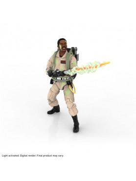 Ghostbusters: Winston Zeddemore (Glow-in-the-Dark) - 2021 Wave 1 Plasma Series Actionfigur