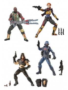 G.I. Joe: 2021 Wave 1 Classified Series Actionfiguren