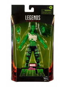 Marvel Comics: She-Hulk - 2021 Marvel Legends Series Actionfigur