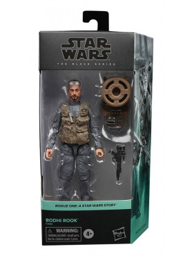 Star Wars Black Series: Rogue One - Bodhi Rook - 2021 Wave 1 Actionfigur