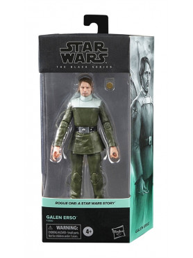 Star Wars Black Series: Rogue One - Dr. Galen Walton Erso - 2021 Wave 1 Actionfigur