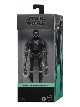 Star Wars Black Series: Rogue One - K-2SO - 2021 Wave 1 Actionfigur