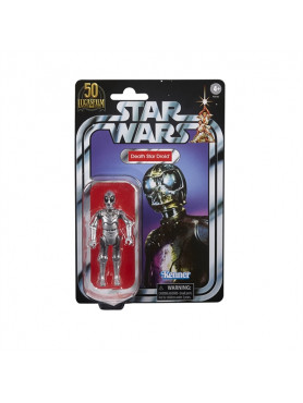 Star Wars: Episode VI - Death Star Droid - Lucasfilm 50th Anniversary 2021 Wave 1 Vintage Colle