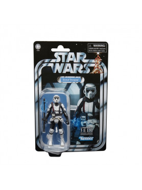 Star Wars Jedi: Fallen Order- Shock Scout Trooper - Exclusive 2021 Wave 1 Vintage Gaming Greats