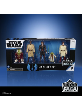 Star Wars: Jedi Order - 2020 Celebrate the Saga Actionfiguren