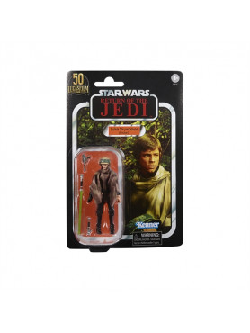 Star Wars: Episode VI - Luke Skywalker (Endor) - Lucasfilm 50th Anniversary 2021 Wave 1 Vintage Coll