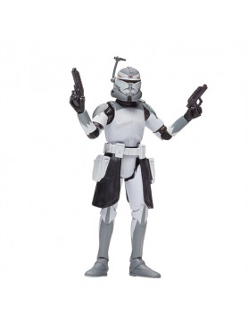 Star Wars: The Clone Wars - Clone Commander Wolffe - 2020 Vintage Collection Actionfigur