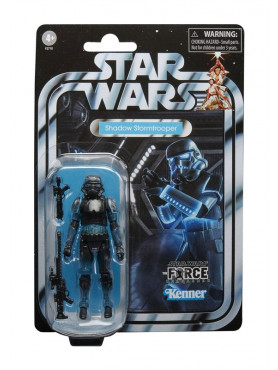 Star Wars: The Force Unleashed - Shadow Stormtrooper - Exclusive 2021 Wave 1 Vintage Gaming Greats