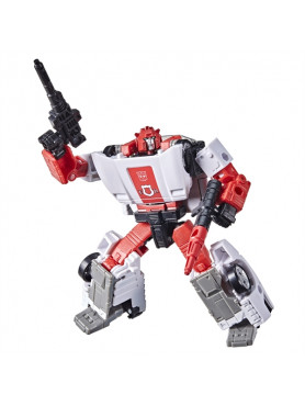 War For Cybertron: Kingdom - WFC-K38 Red Alert - Wave 1 2021 Deluxe Class Actionfigur