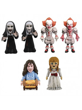 Horror: Serie 1 D-Formz Minifiguren Set