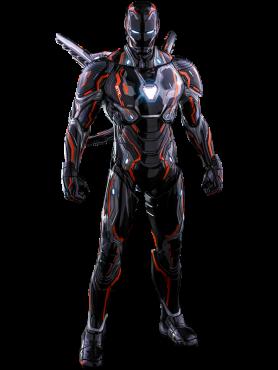 Avengers: Infinity War - Iron Man Neon Tech 4.0 - Toy Fair Exclusive Movie Masterpiece Series Diecas