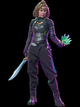 Marvel Studios' Loki: Sylvie Laufeydottir - Television Masterpiece Series Actionfigur
