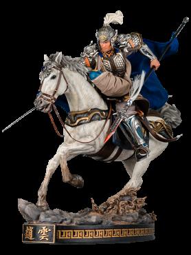 Three Kingdoms: Five Tiger Gernerals - Zhao Yun (Version 2.0) - Deluxe Edition Generals Series Statu