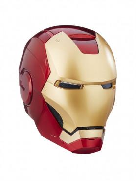 "Marvel Comics: Elektronischer Helm ""Iron Man"" - Marvel Legends Serie"